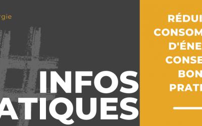 RÉDUIRE SA CONSOMMATION D'ÉNERGIE – CONSEILS ET INFORMATIONS PRATIQUES
