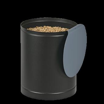 batiss rangement pellets bleu horizon | BUCHES ENERGIE