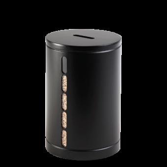 octaris rangement granules noir | BUCHES ENERGIE