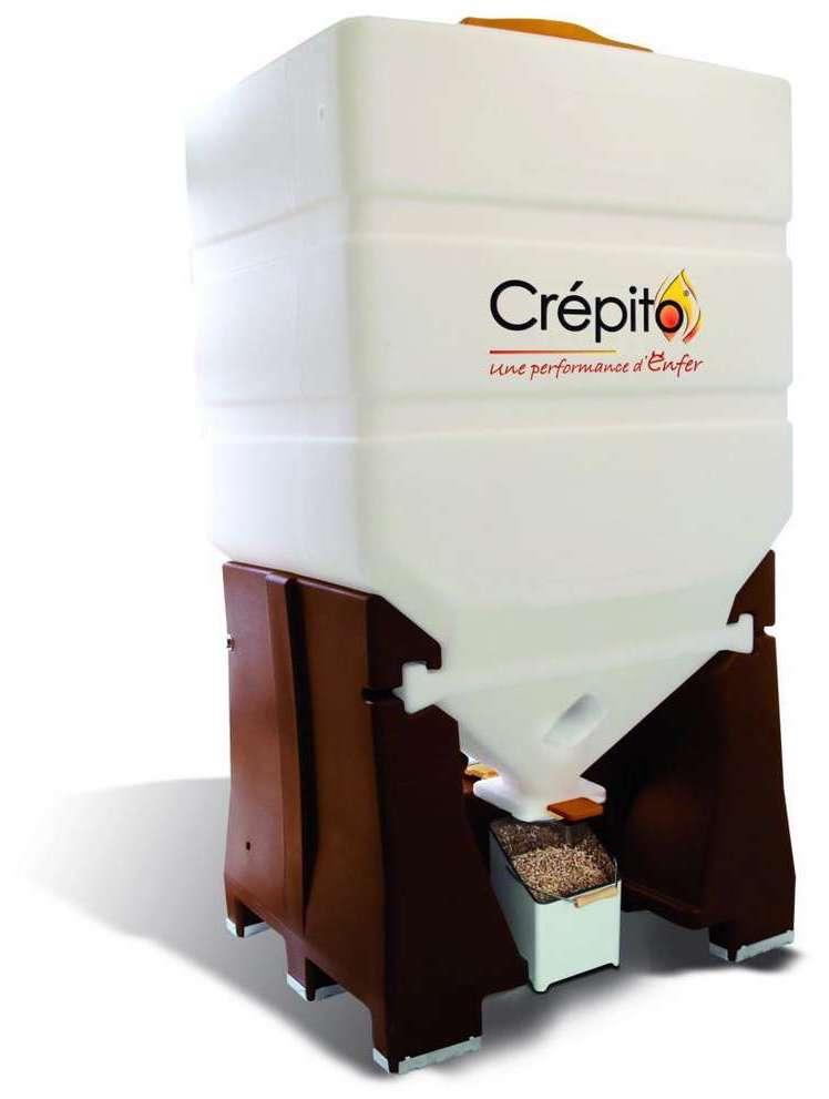 pellets box crepito | BUCHES ENERGIE