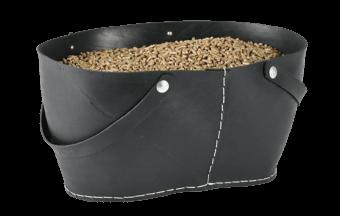 sac rangement granules noir evea | BUCHES ENERGIE