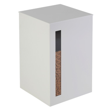 titan range granules blanc | BUCHES ENERGIE